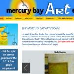 THE MERCURY BAY ART ESCAPE